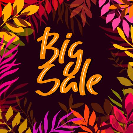 Sale - great handdrawn lettering for markets, shops and shopping centres.