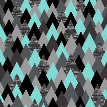 Abstract geometric pattern. Seamless background. Vector illustration. Stok Fotoğraf - 123521129