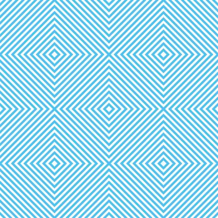 Blue seamless geometric pattern. Vector illustration.