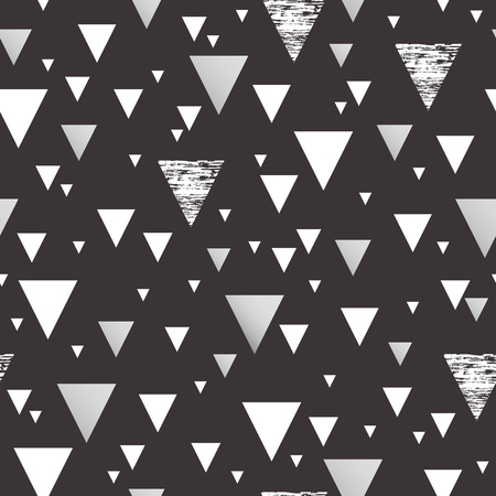 Abstract geometric pattern. Vector illustration. Çizim