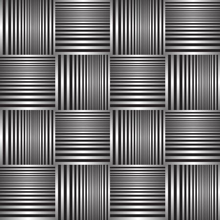 Geometric pattern. Seamless background. Vector illustration. Çizim