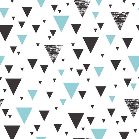 Abstract geometric seamless background. Vector illustration. Stok Fotoğraf - 123522054