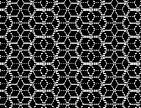 bed sheets: Vector modern seamless pattern geometry, black and white textile print, stylish background, abstract texture, monochrome fashion design, bed sheets or pillow pattern
