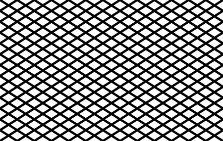 bed sheets: Vector modern seamless grid pattern, black and white textile print, stylish background, abstract texture, monochrome fashion design, bed sheets or pillow pattern