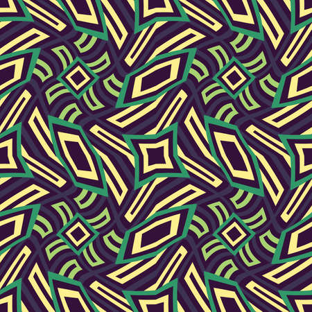 trippy: Vector modern seamless colorful geometry pattern trippy, color abstract geometric background, pillow multicolored print, retro texture, hipster fashion design