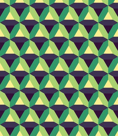 prism: Vector modern seamless colorful geometry prism pattern, color abstract geometric background, pillow multicolored print, retro texture, hipster fashion design