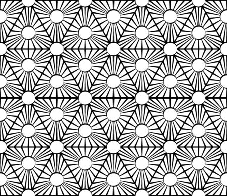 grid pattern: Vector modern seamless geometry pattern grid, black and white abstract geometric background, pillow print, monochrome retro texture, hipster fashion design