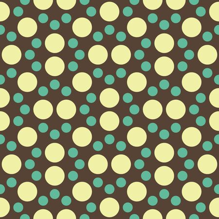 bed sheet: Vector modern seamless colorful geometry dot pattern. color abstract geometric background. pillow and bed sheet multicolor design. creative art deco. hipster fashion print