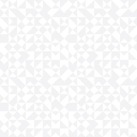 Modèle de tuile aléatoire de vecteur géométrie abstraite moderne. fond géométrique sans soudure gris. conception subtile d'oreiller et de drap. art créatif déco. impression de mode hipster Vecteurs