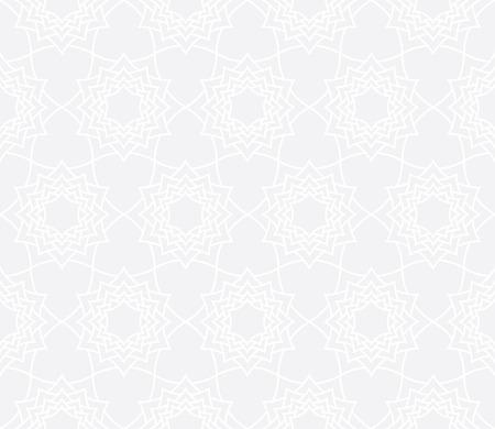 Vecteur motif abstrait géométrie mandala moderne. fond gris géométrique transparente. oreiller subtile et la conception de drap de lit. créatif art déco. impression de la mode hippie Vecteurs