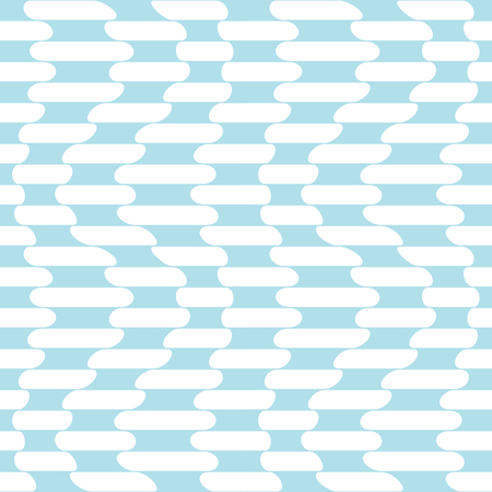 Abstract geometric blue graphic design unique pattern