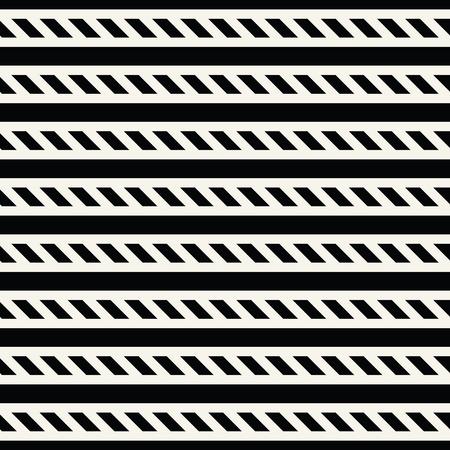 抽象的な幾何学的な黒と白最小限グラフィック デザイン ライン パターン  イラスト・ベクター素材