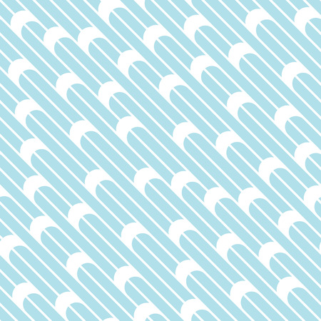 Abstract geometric blue minimal graphic design lines pattern
