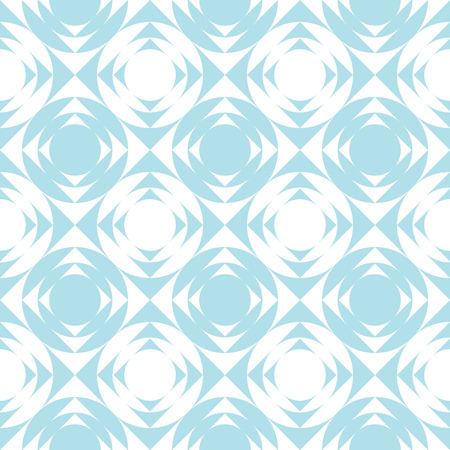 abstract geometric circles tiles decorative graphic pattern