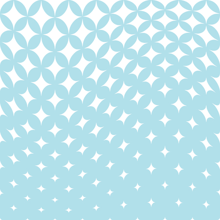 geometric halftone stars decorative art pattern background