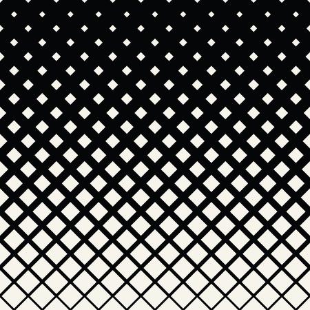 하프 톤 사각 형상 그라데이션 패턴 스톡 콘텐츠 - 73058459