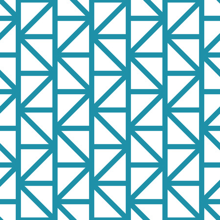 seventies: geometric grid triangle minimal graphic vector pattern Illustration