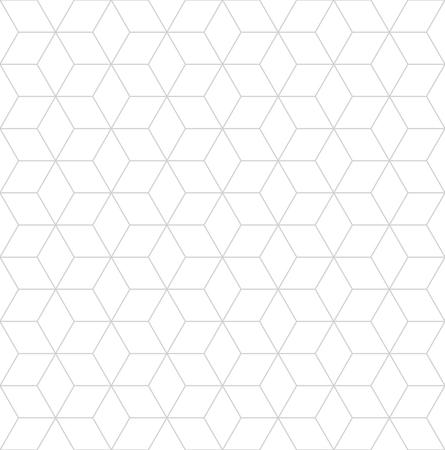 sacred geometry grid graphic deco hexagon pattern