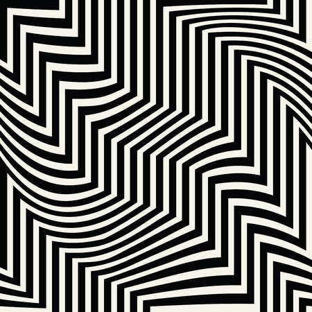 seventies: abstract geometric lines graphic design chevron pattern
