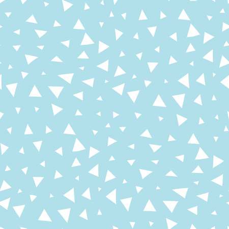 minimal graphic geometric triangle seamless memphis pattern