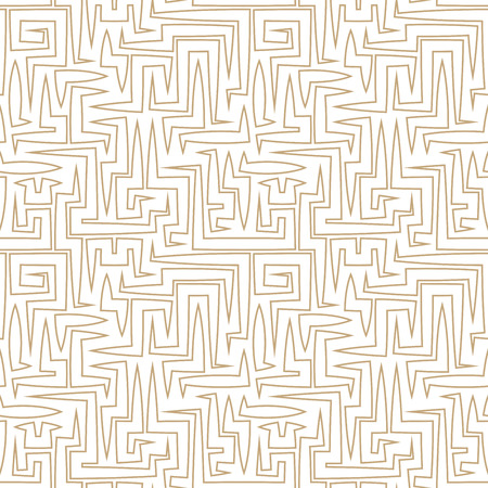 abstract geometric line graphic maze pattern background