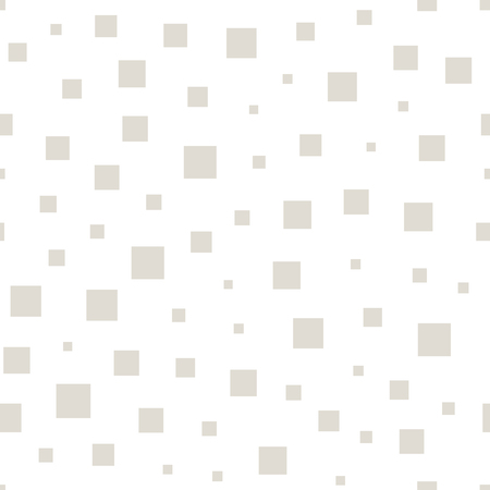 grey background texture: minimal graphic geometric squares seamless memphis pattern
