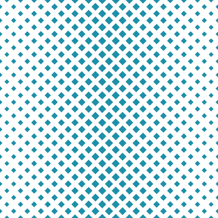 halftone blue square geometric gradient pattern