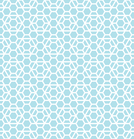 hex: geometric grid seamless vector pattern minimal background