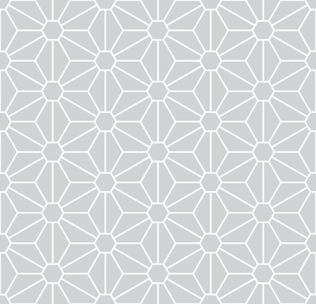 simple life: Minimal sacred geometry graphic seamless pattern print