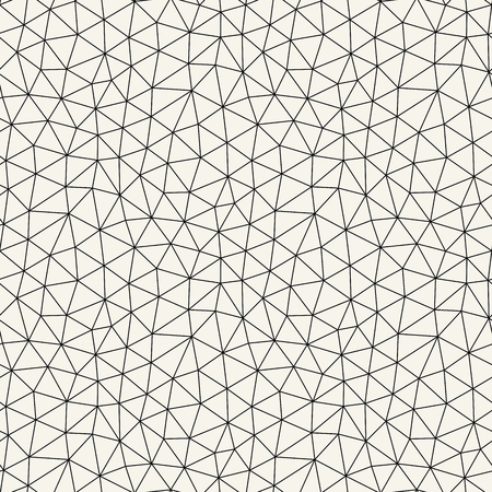 Abstracte driehoek minimale geometrische raster patroon achtergrond