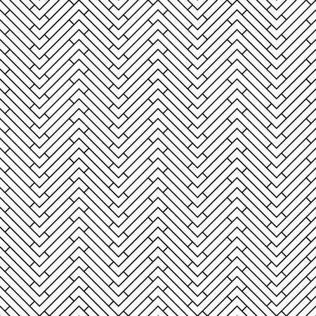 abstract geometric art deco chevron background pattern