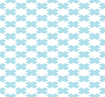abstract seamless geometric grid vector pattern Illustration