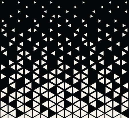 Dreieck geometrisches Steigungsmuster