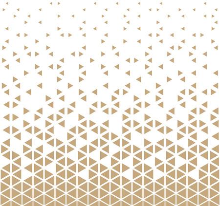 seamless geometric triangle vector pattern 向量圖像
