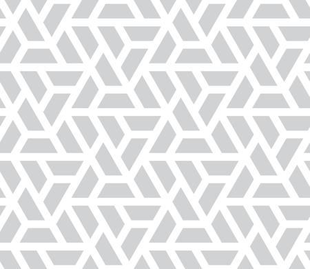 simple patrón de vector de cuadrícula geométrica sin fisuras