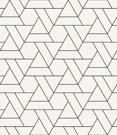 grid pattern: seamless geometric triangle hexagon grid pattern