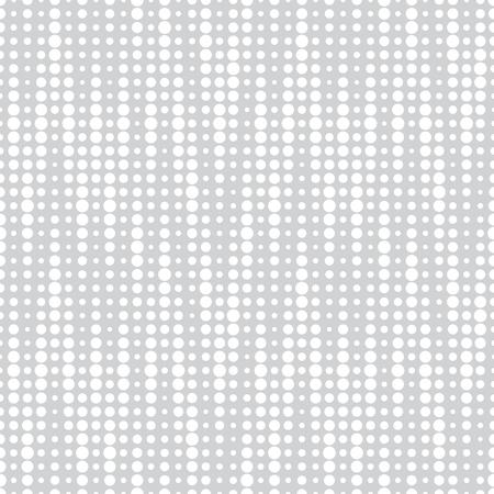 gray texture: geometric dots halftone gradient pattern design Illustration