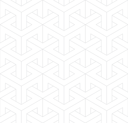 abstract seamless geometric Y grid pattern