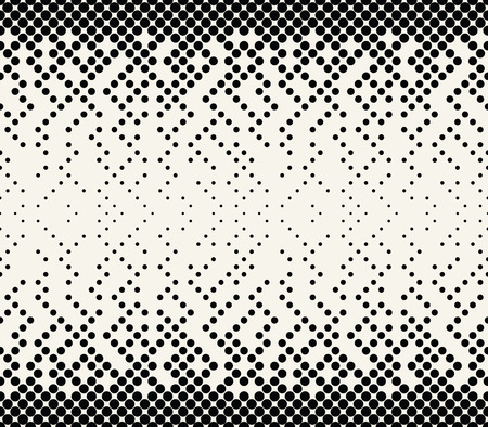 abstract halftone geometric vector patter