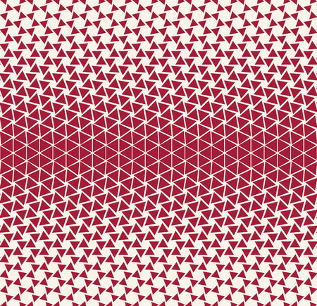 geometrische gradiënt driehoek patroon achtergrond Stock Illustratie