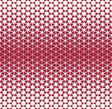 geometrischer Steigungsdreieck-Musterhintergrund