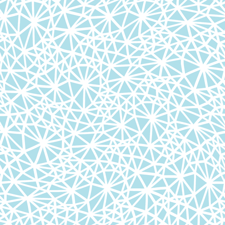 abstract seamless geometric decorative vector grid pattern