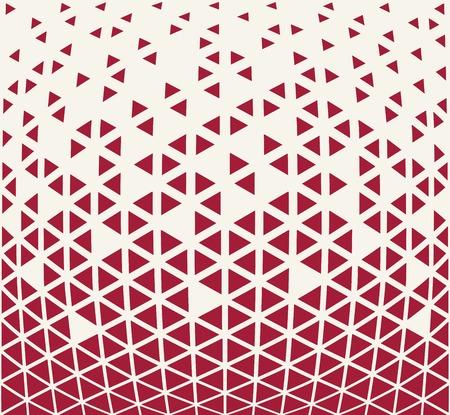 abstract seamless geometric triangle pattern vector background Illusztráció