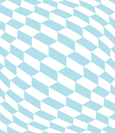 abstract seamless geometric decorative vector pattern