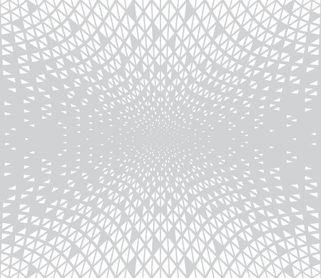 abstract seamless geometric triangle pattern vector background Ilustração
