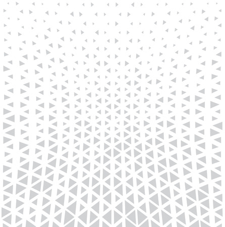 triangle halftone seamless pattern, minimal geometric background print texture