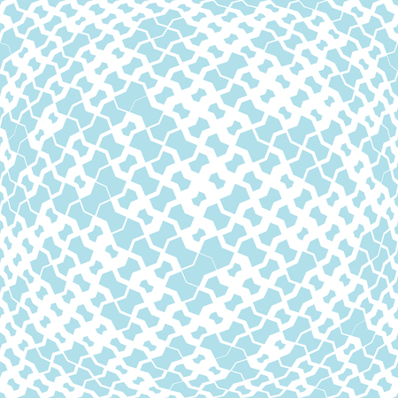seamless abstract geometric trippy pattern