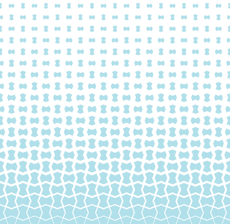 fading seamless geometric vector border pattern