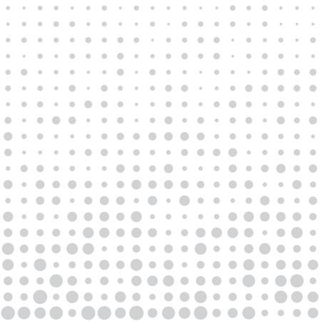 halftone dot seamless pattern, minimal geometric abstract background Çizim