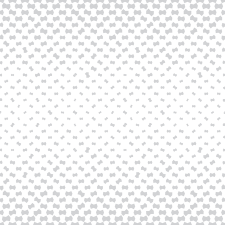 fading halftone geometric vector border pattern